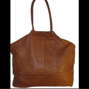 Banana Republic Leather Tote